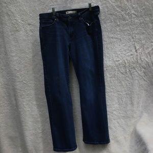 Levi's 529 Curvy Bootcut Jeans Size 16